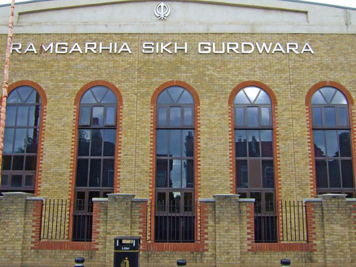 Ramgarhia-Sikh-Gurdwara