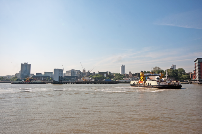 Woolwich-Ferry