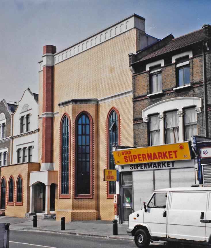 Hindu-Temple - 1998