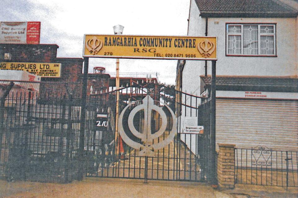Ramgarhia-Sikhs