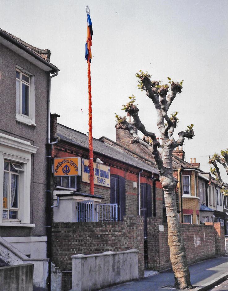 Ramgharia-Sikh-Gurdwara - 1998